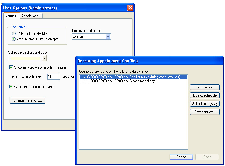 patient booking software