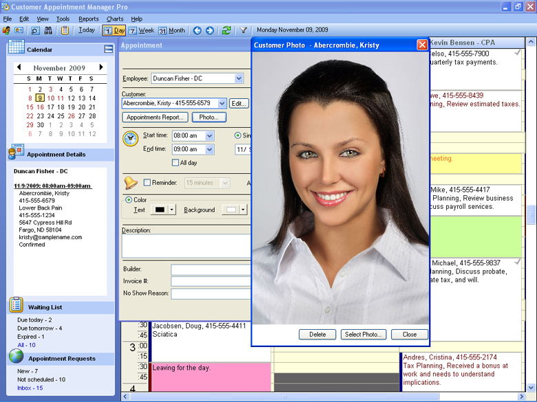 patient scheduling software