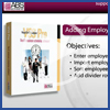 Watch the Video | Enter Employees in Staff Scheduling Software