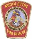 Middleton Fire Department