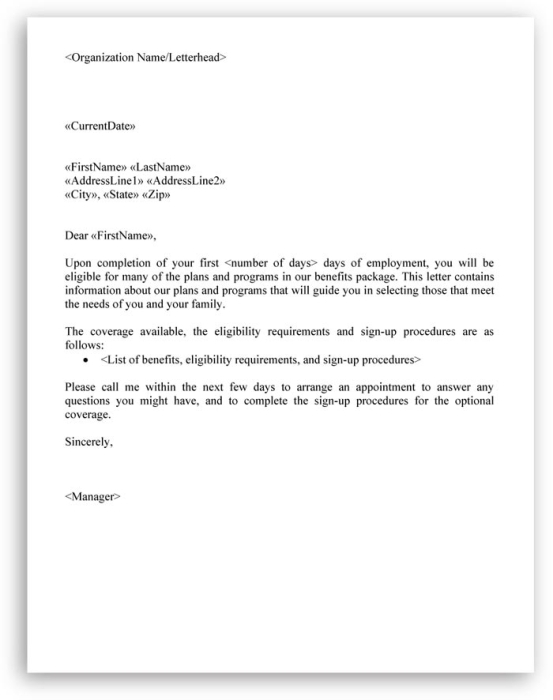 Sample Disagreement Letter  Documents In Pdf Word Personal
